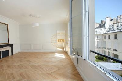 Au coeur de Saint-Germain - Exclusivité - Superbe 2 pièces de 51,68m2 refait à neuf avec ascenseur.