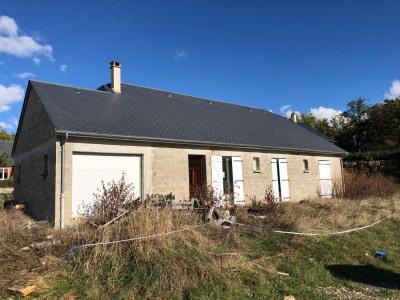 Maison à terminer - Lotissement