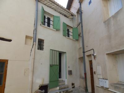 Maison de village Entraigues Sur La Sorgue 4 pièce(s) 62.40 m2