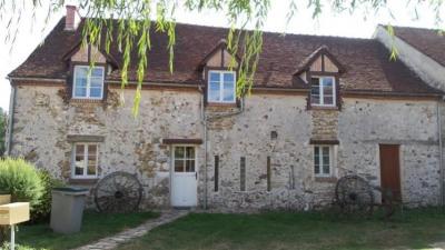 Maison briarde rénovée