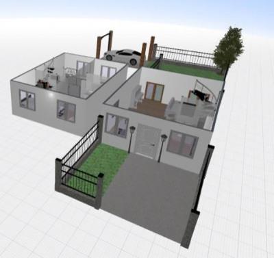Maison houilles - 5 pièce (s) - 102.12 m²