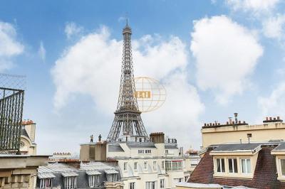 Appartement Paris - 10 pièce (s) - 385.2 m²