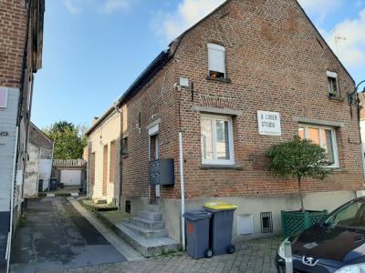 Immeuble de rapport Aulnoy Lez Valenciennes 98 m²