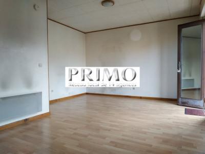 Maison T2 de 45 m² avec sous-sol, garage, terrain de 542 m²