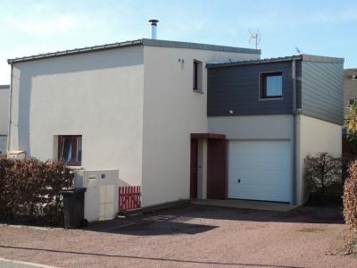 Maison contemporaine à Coutances