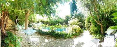 Maison 4 pièces avec piscine