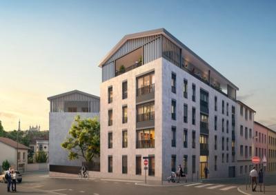 Appartement Lyon 4 pièces 90 m²