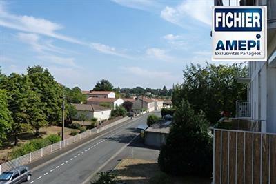 Vente appartement Fontenay le comte 67000€ - Photo 1