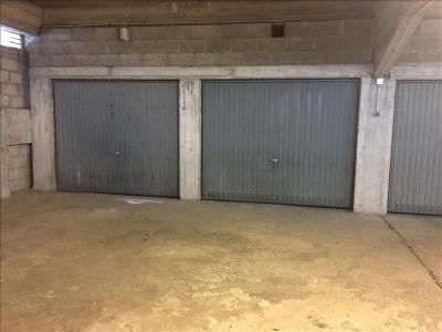 Garage fermé RENNES - 17 m²