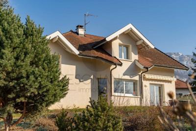 Maison architecte Aix les Bains