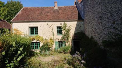 Maison ancienne sur son terrain de 1 100 m²