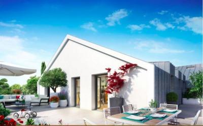 Appartement de 3 pièces de 60 m² avec ter