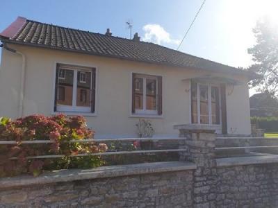 Pavillon sur sous-sol situé proche d'Aumale