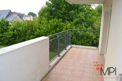 Appartement Pleumeleuc 4 pièce (s) 80.90 m²