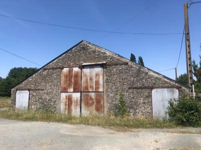 Grange à réhabiliter Saint-Mars-De-Coutais