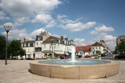 Appartement d'exception en plein centre de Chantilly