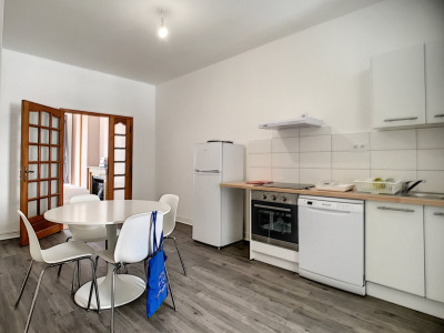 T2 - 42 m² - meuble - 69003 lyon
