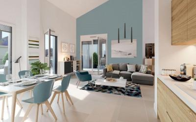 Produit d'investissement appartement Lyon 5ème