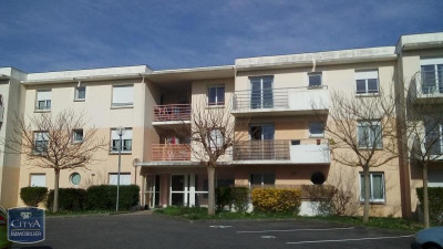Appartement, 48,5 m² - Poitiers (86000)