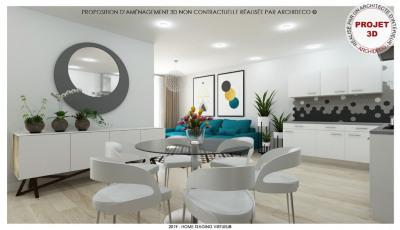 Appartement L'arbresle 3 pièce(s)
