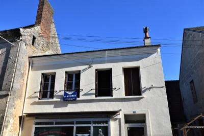 Montoire centre ville