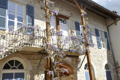 FOR SALE NICE HOUSE CENTER VILLAGE PONT-DE-VAUX 309 m2 - 498