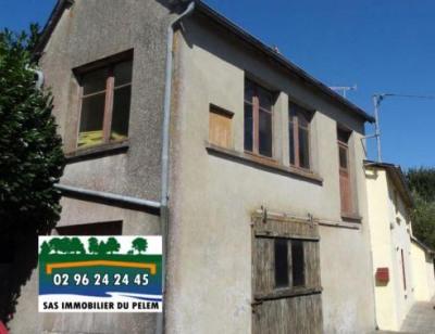 Bâtiment a restaurer plounevez quintin - 2 pièce (s) - 44 m²
