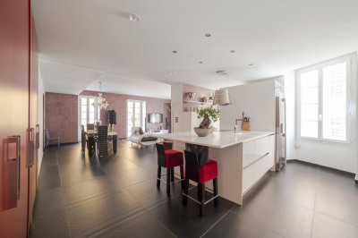 NICE CARRE D'OR - 3 pièces 105m² + terrasse 80m²