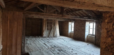 Maison a restaurer marnay - 9 pièce (s) - 250 m²