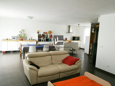 Maison contemporaine bailleau l eveque - 5 pièce (s) - 99.68 m²