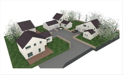 TERRAIN CONSTRUCTIBLE LE CROISIC - 416 m2