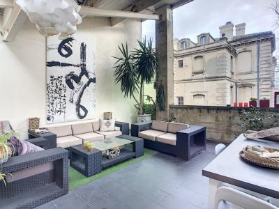Avignon Intra Muros T5 de 171 m2 terrasse