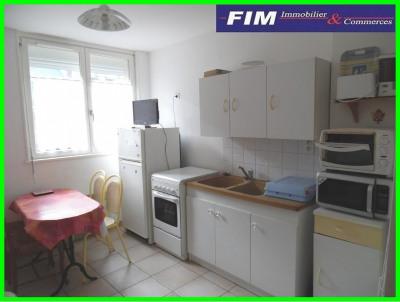 Appartement en rez-de-chaussée au Tréport 1 chambre séparée
