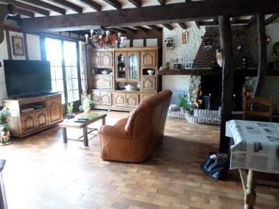 Maison style normand