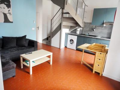 Appartement 3 pièces meublé entièrement rénové
