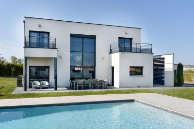 Contemporary house 7 rooms
