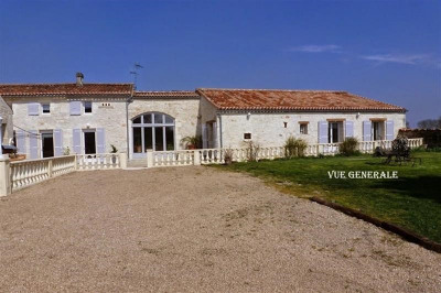 Charente house 12 rooms