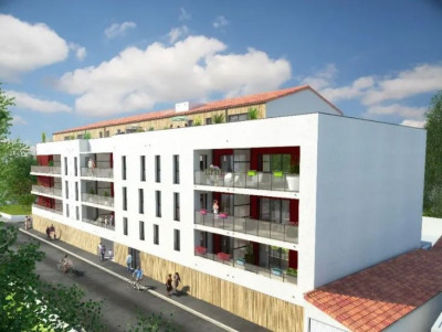 Appartement Neuf Challans 4 pièce (s) 81,30M²