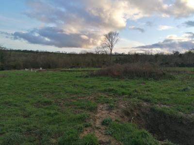 A 8 km de Villers Bocage. Terrain constructible