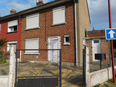 Maison semi individuelle 4 pièces 80 m² MARLY