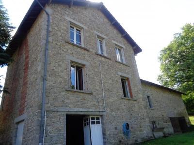 Maison en pierre 8 pièces