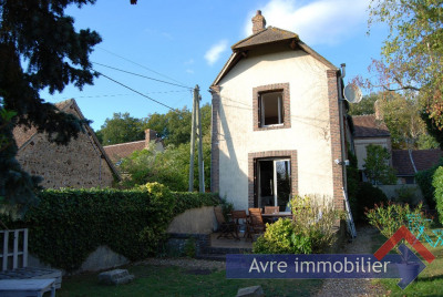 Maison Verneuil D Avre Et D Iton 4 pièce (s) 100 m²