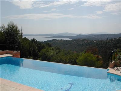 Location vacances maison / villa Les issambres 2 520€ - Photo 2