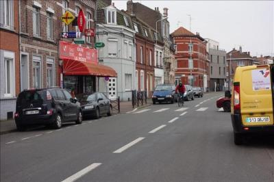 Produit d'investissement immeuble Lille