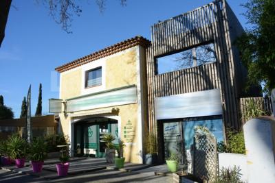 Immeuble avec locaux commerciaux loués et T3