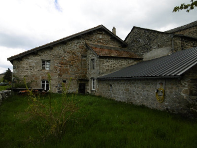 Stone-built property 10 rooms