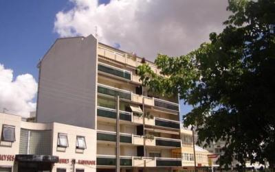 T3 bordeaux cauderan - 3 pièce (s) - 82 m²