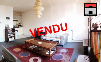 Appartement T1 bis + parking sous-sol - Jolimont
