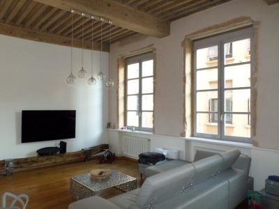 Lyon 4 Appartement type canut T4 de 100 m²