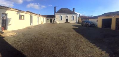 Maison Soullans 8 pièce(s) 201 m2